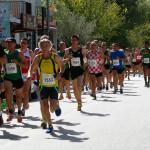 Atletas en Aguas Nuevas (Foto: Paco Villaescusa)
