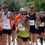 Atletas populares en Aguas Nuevas (Foto: Paco Villaescusa)