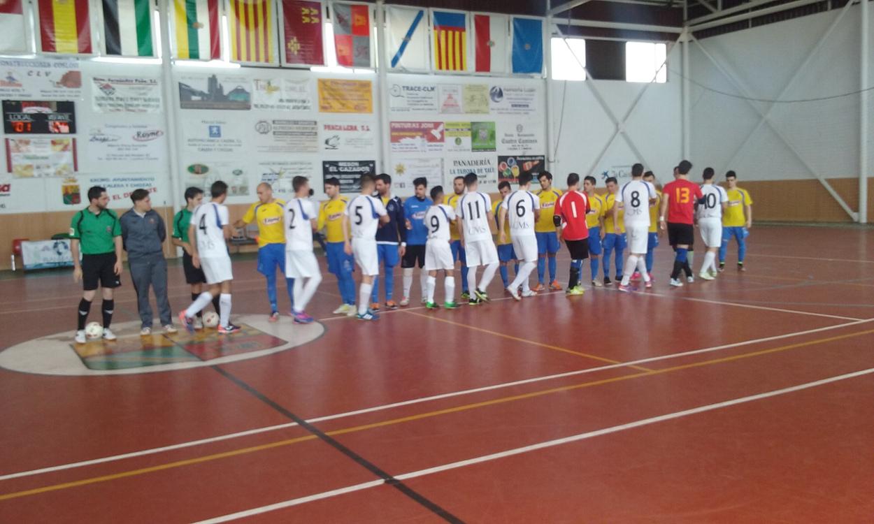 AD Calera - Albacete FS