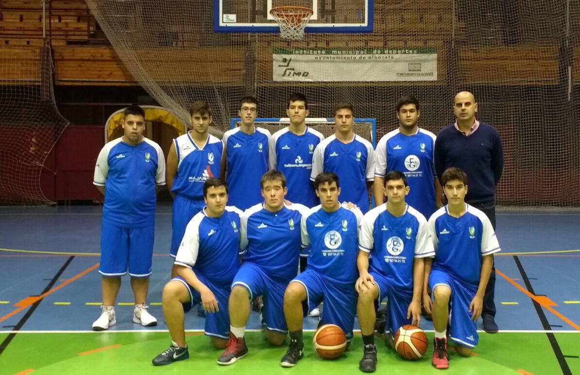 ADB Hellín Junior Temporada 2016-2017