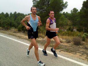 Abelardo Martínez y Juan Ángel Esparcia