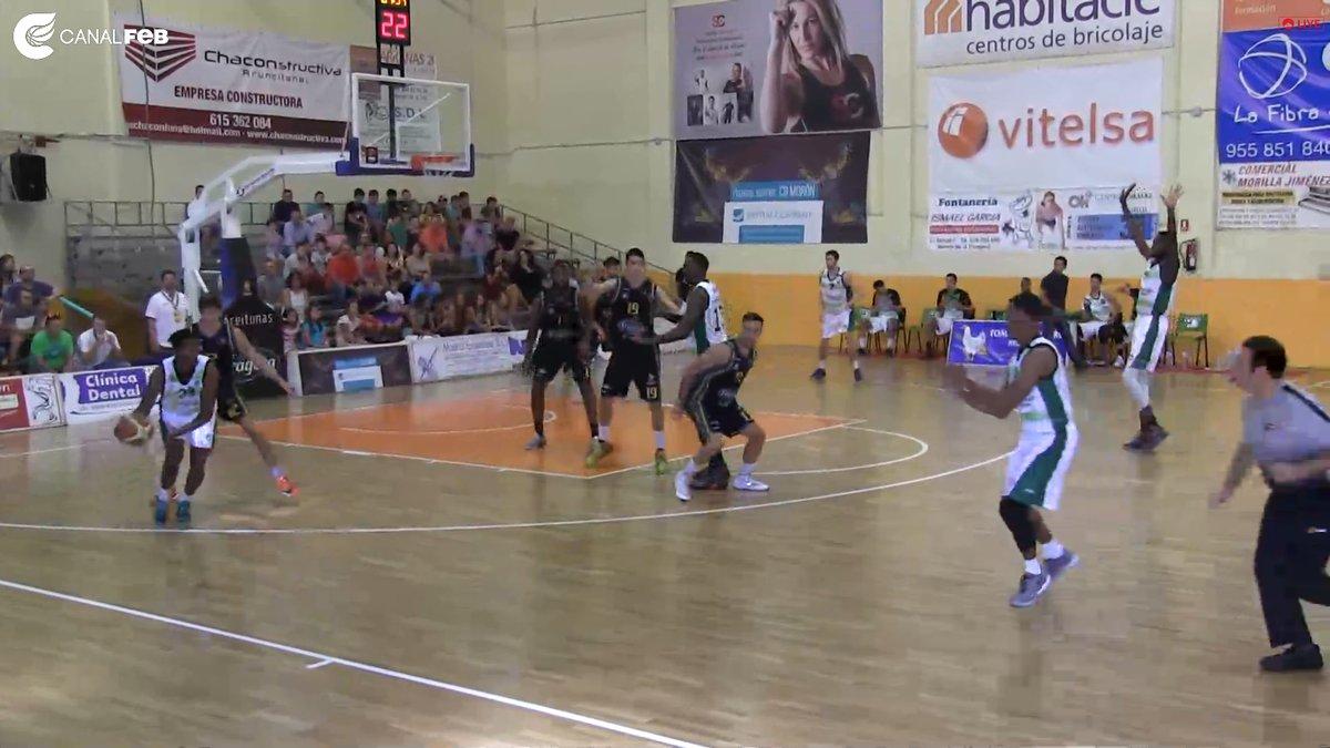 Aceitunas Fragata CB Morón - Albacete Basket
