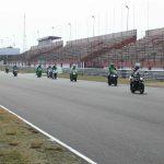 Actividad en el Circuito de Albacete