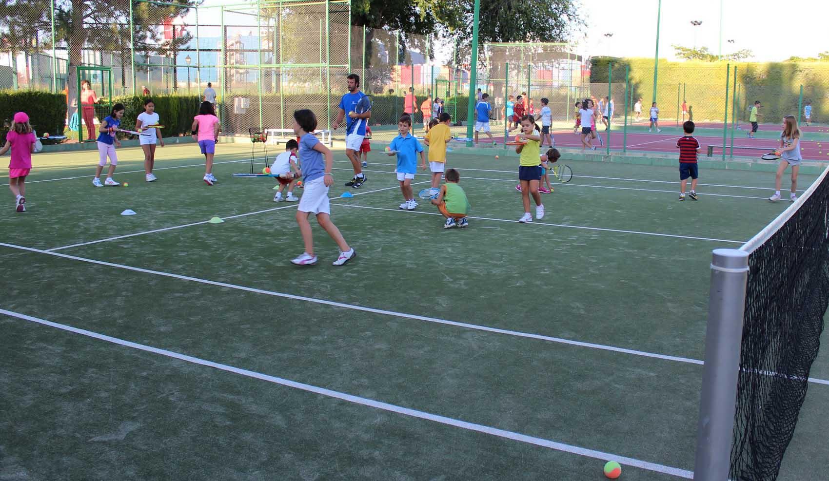 Actividad en el Club Los Llanos