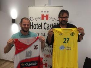 Acuerdo de colaboración entre CB Villarrobledo y Atlético Tomelloso Basket