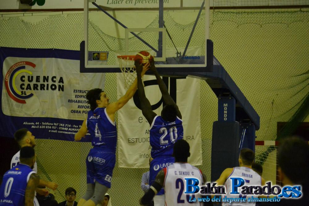 Afanion CB Almansa - HLA Alicante