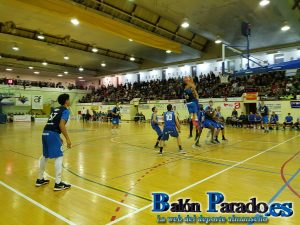 Afanion CB Almansa - Movistar Estudiantes