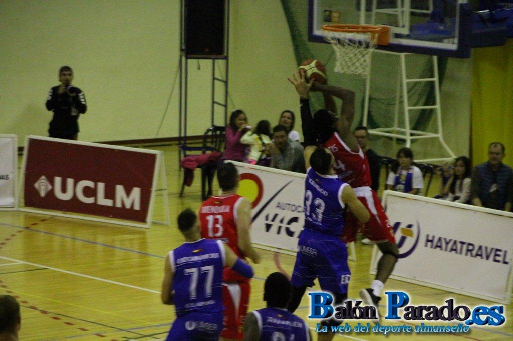 Afanion CB Almansa - Real Murcia Baloncesto