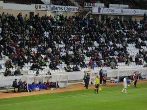 Afición del Albacete Balompié