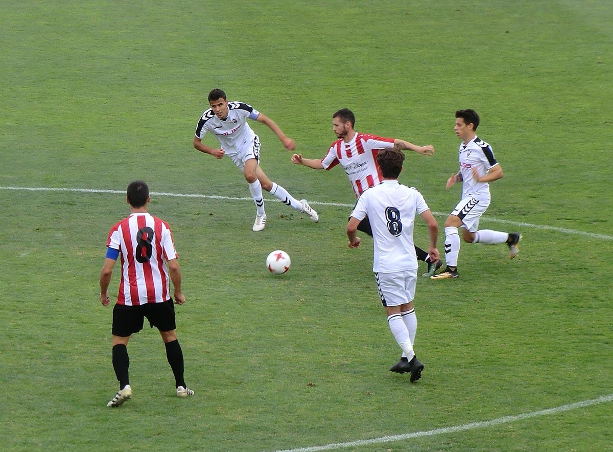 Albacete B - Atlético Ibañés