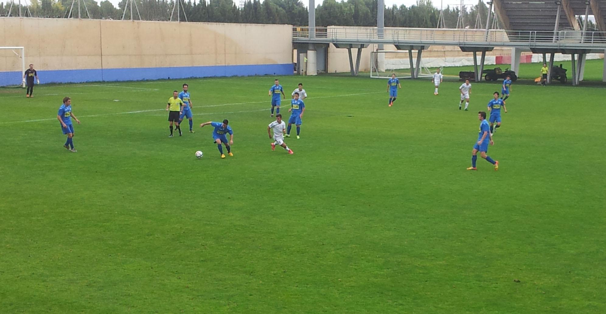 Albacete B - CD Ciudad Real