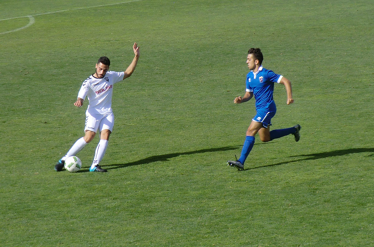 Albacete B - CD Illescas