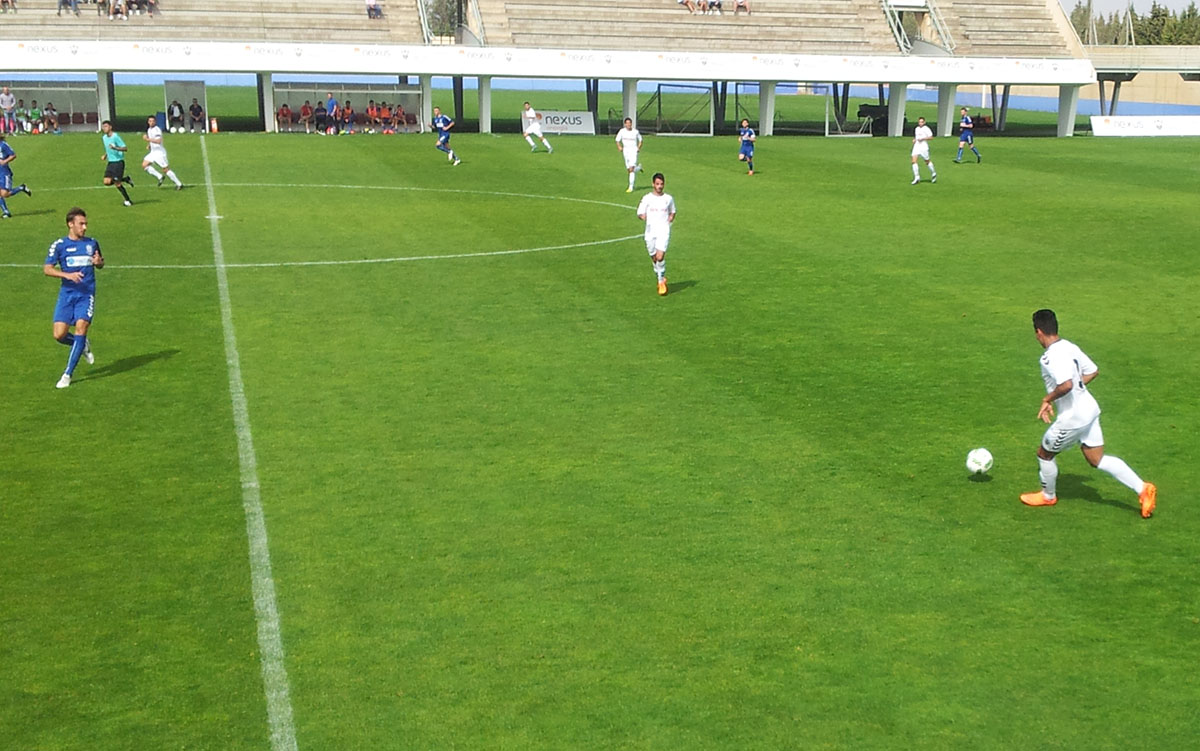 Albacete B - CD Madridejos