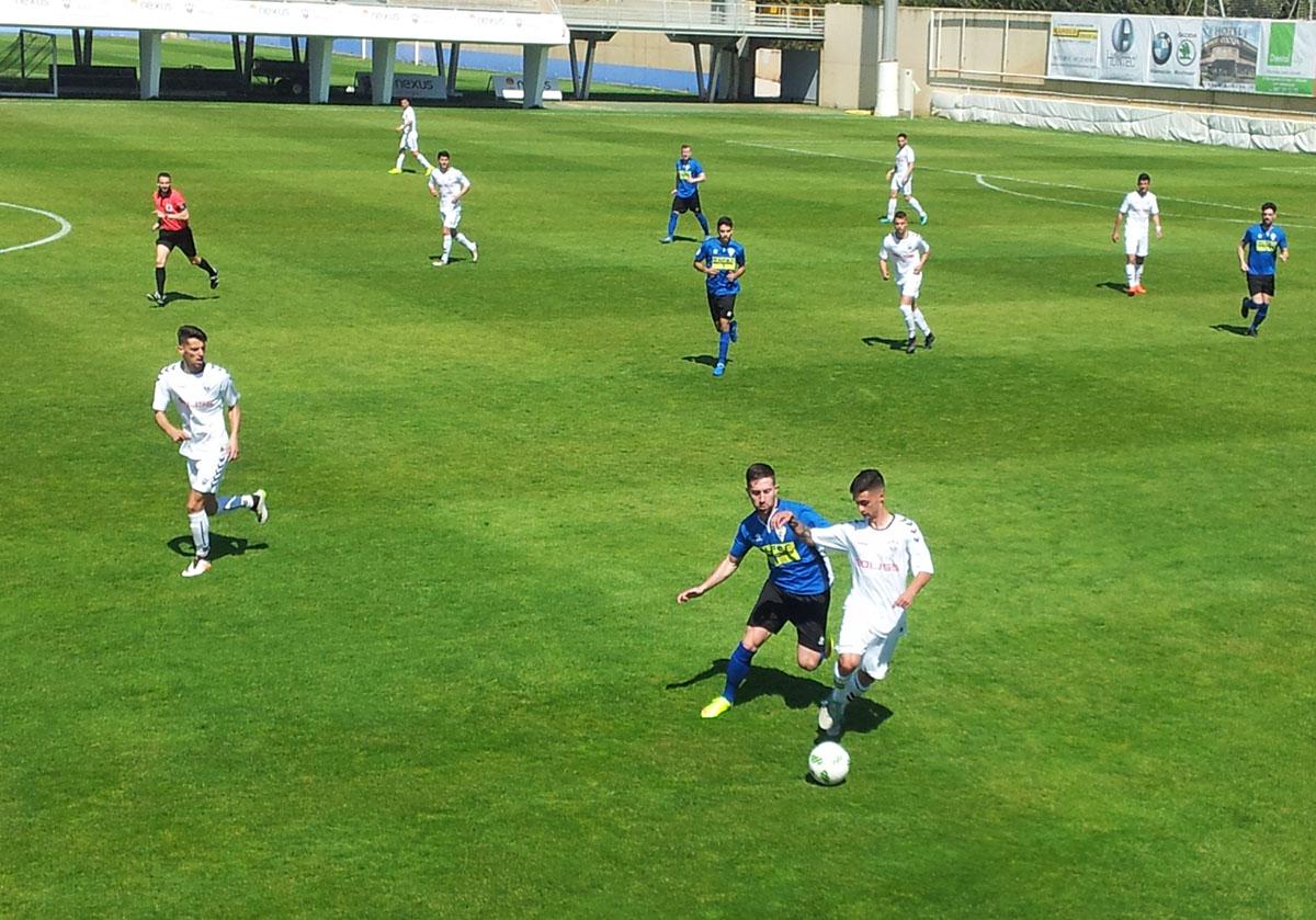 Albacete B - CD Manchego