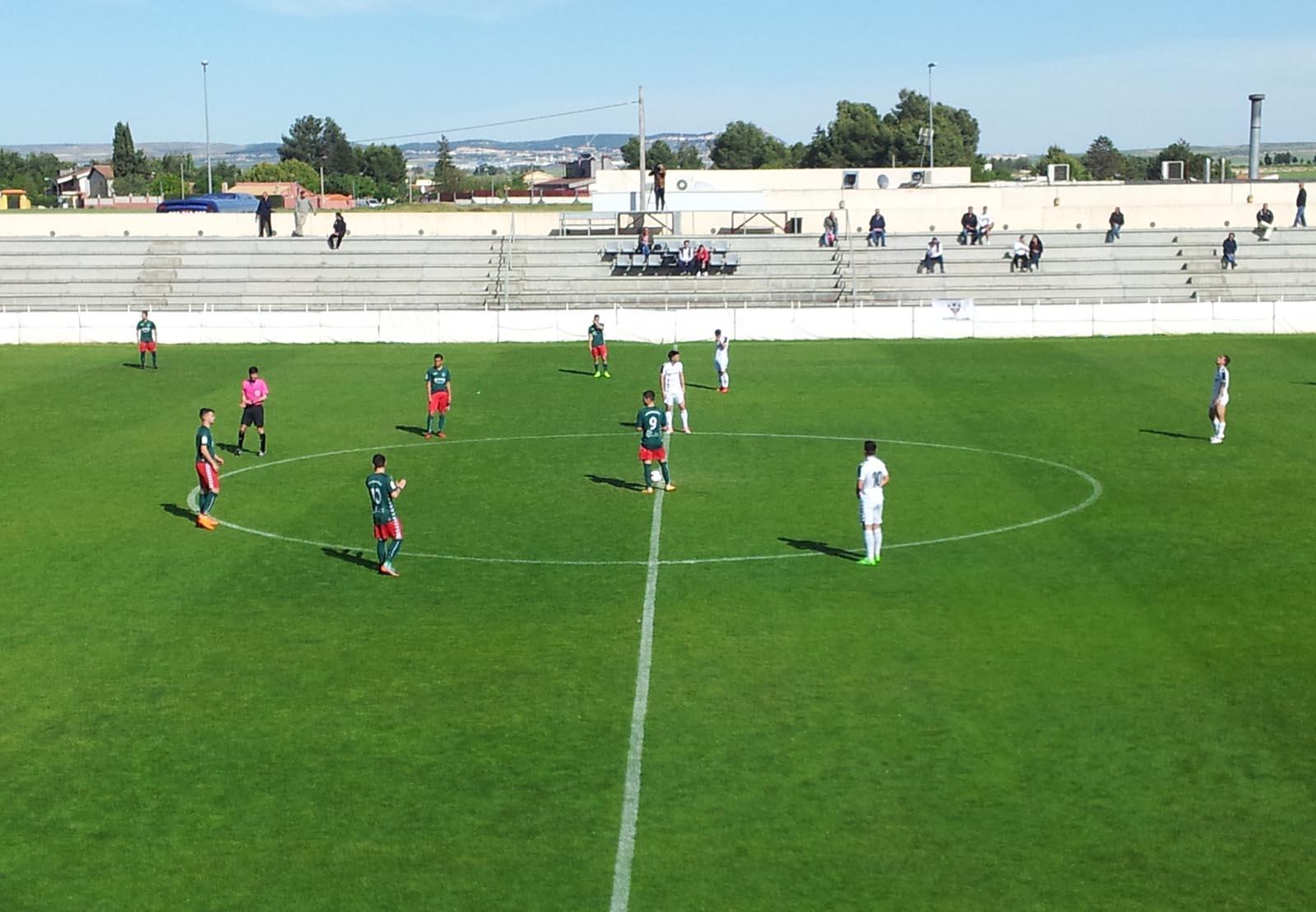 Albacete B - CD Marchamalo