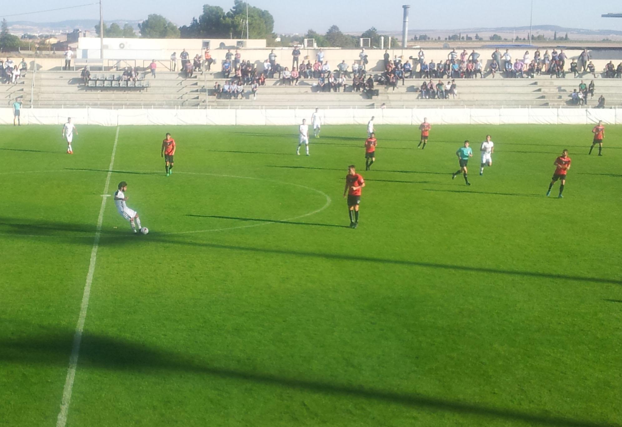 Albacete B - CD Quintanar del Rey
