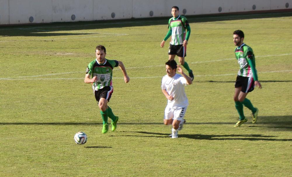 Albacete B - CD Quitanar del Rey (Foto: Pilar García)