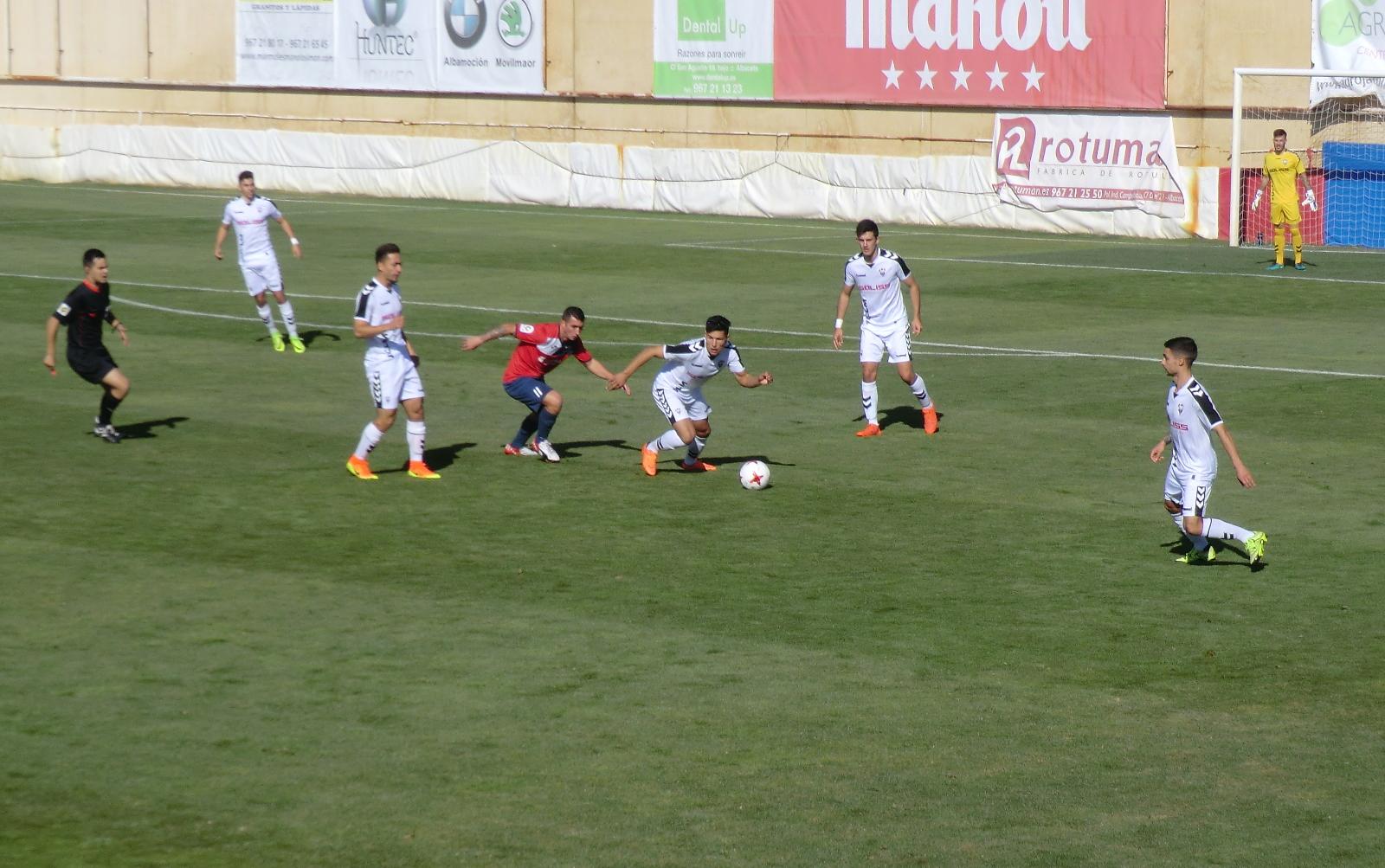 Albacete B - CD Villacañas