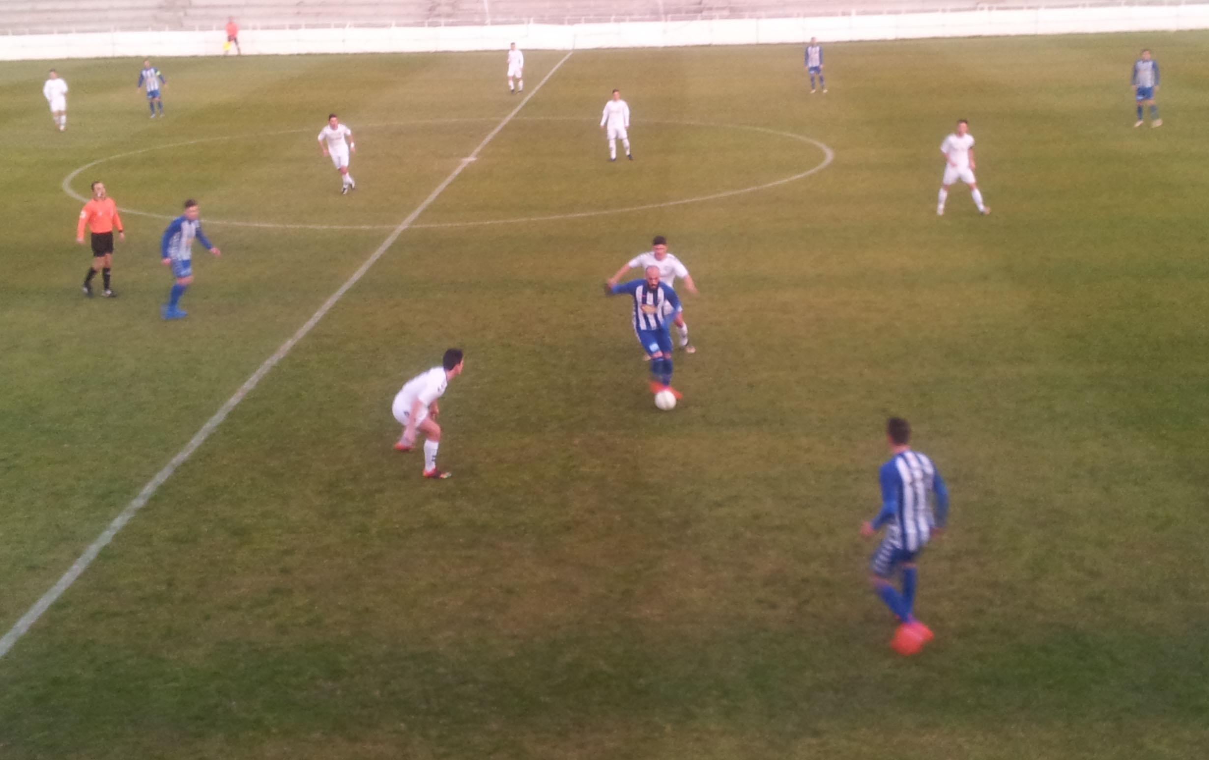 Albacete B - CF Talavera