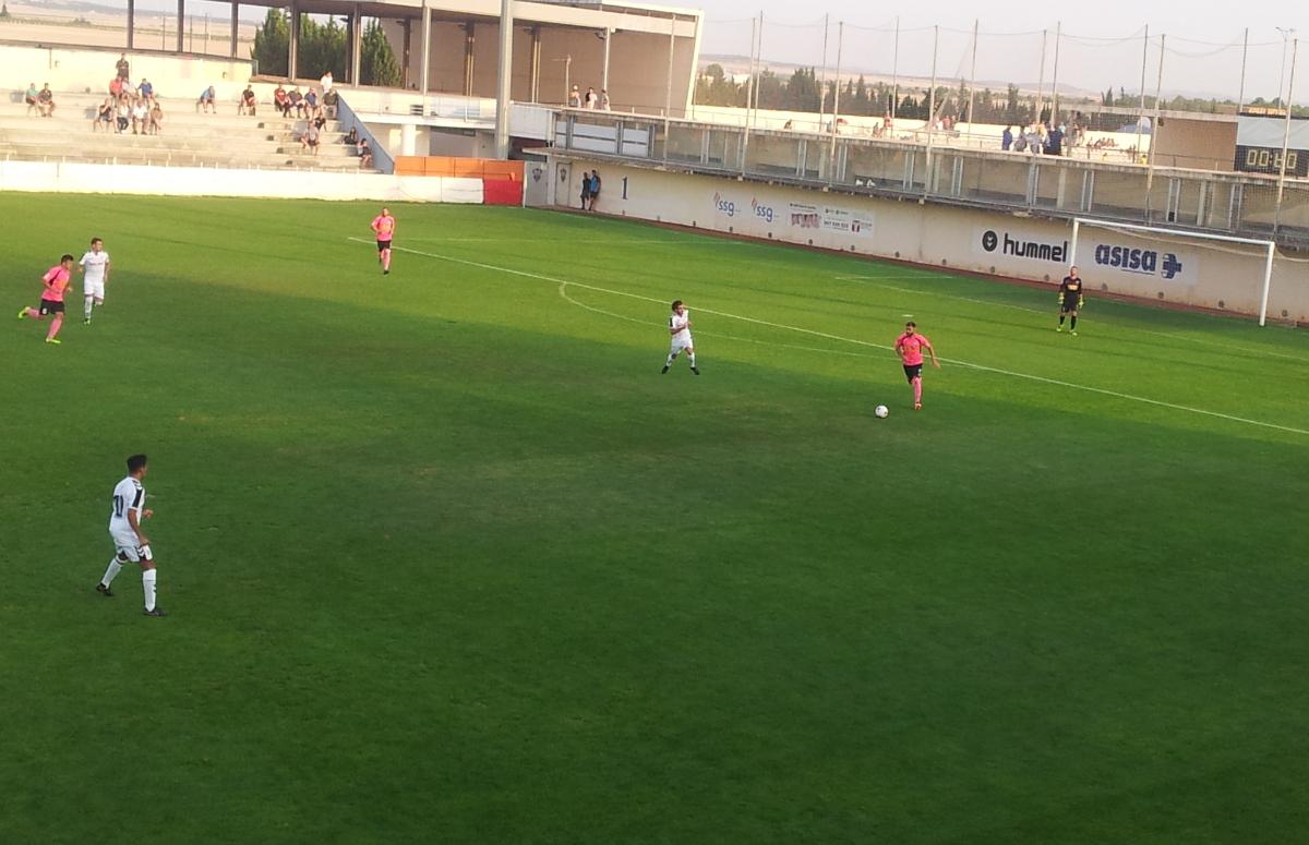 Albacete B - Formac Villarrubia CF