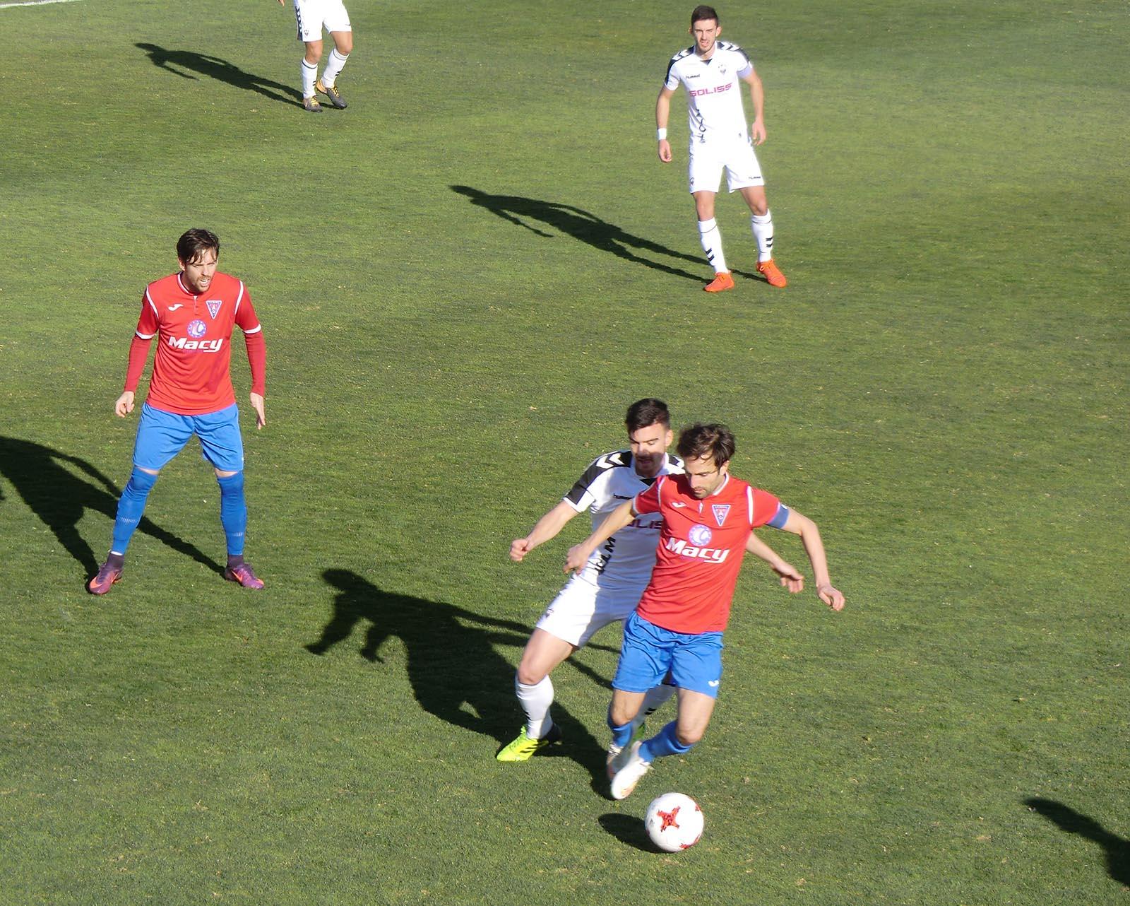 Albacete B - La Roda CF