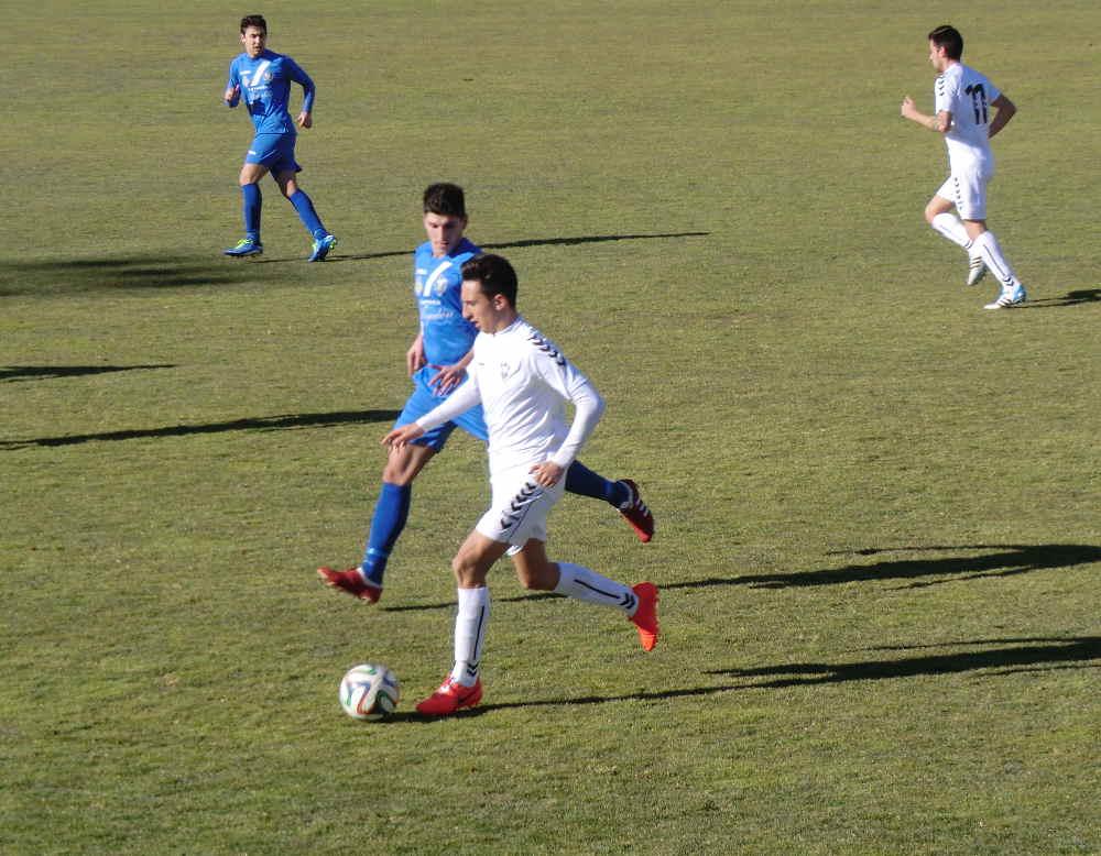 Albacete B - Manzanares CF (Foto: Pilar García)