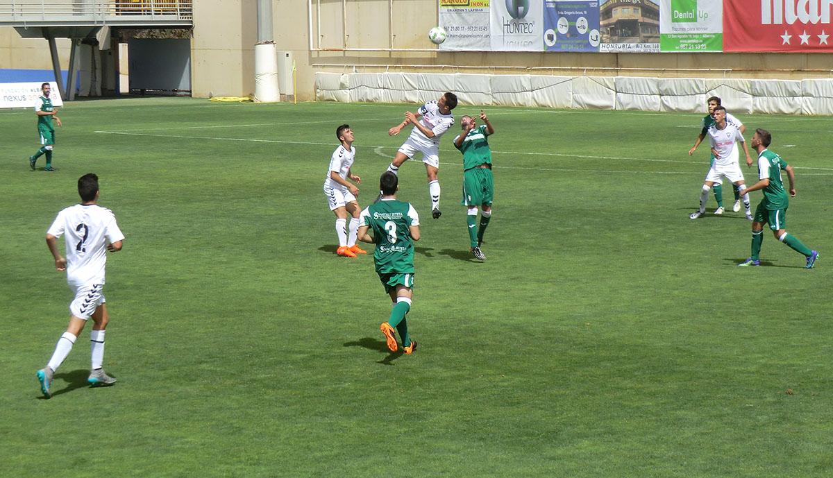 Albacete B - Mora CF (Foto: Pilar García)