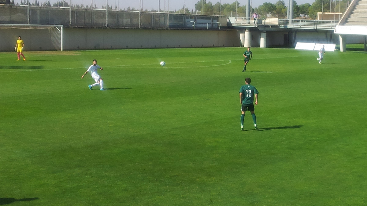 Albacete B - Toledo B