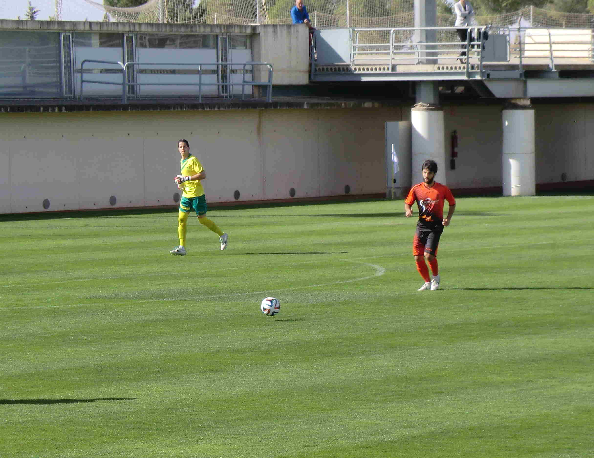 Albacete B - UD Almansa (Foto: Pilar García)