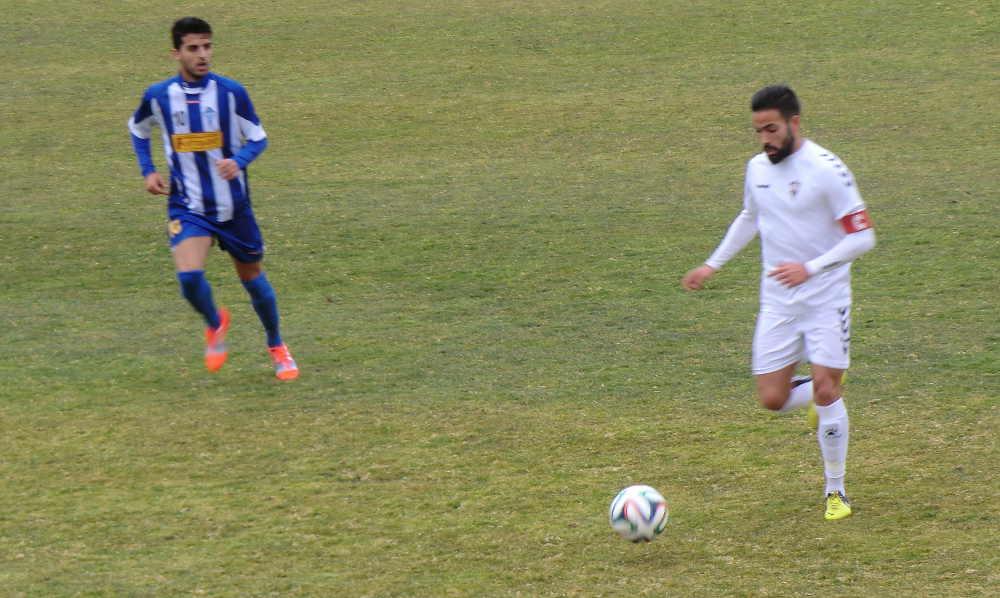 Albacete B - Villarrubia CF (Foto: Pilar García)