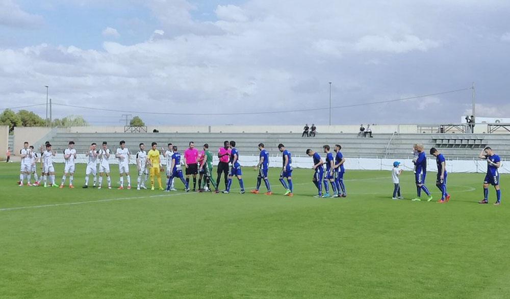 Albacete B - Yugo UD Socuéllamos