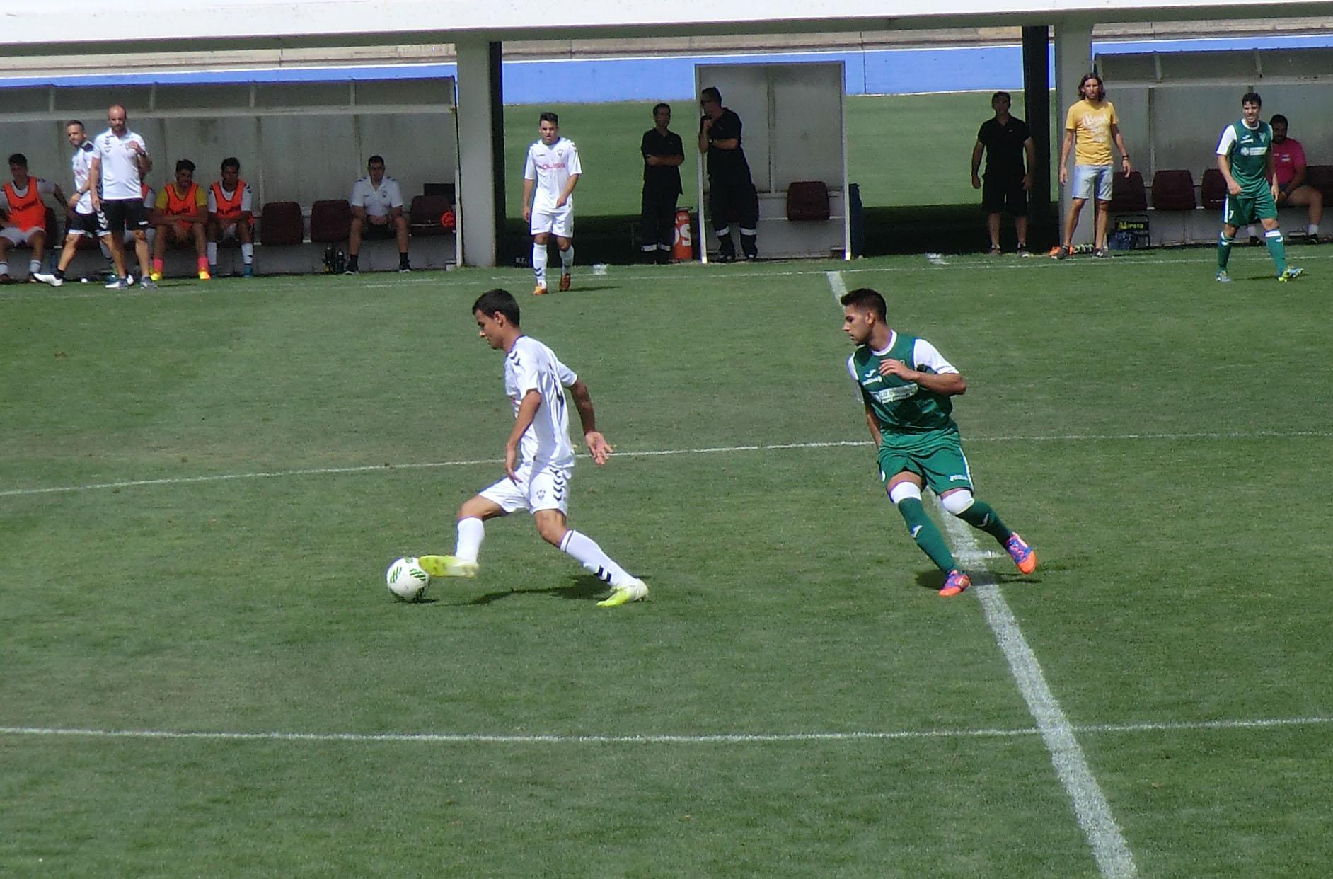 Albacete B vs Mora CF
