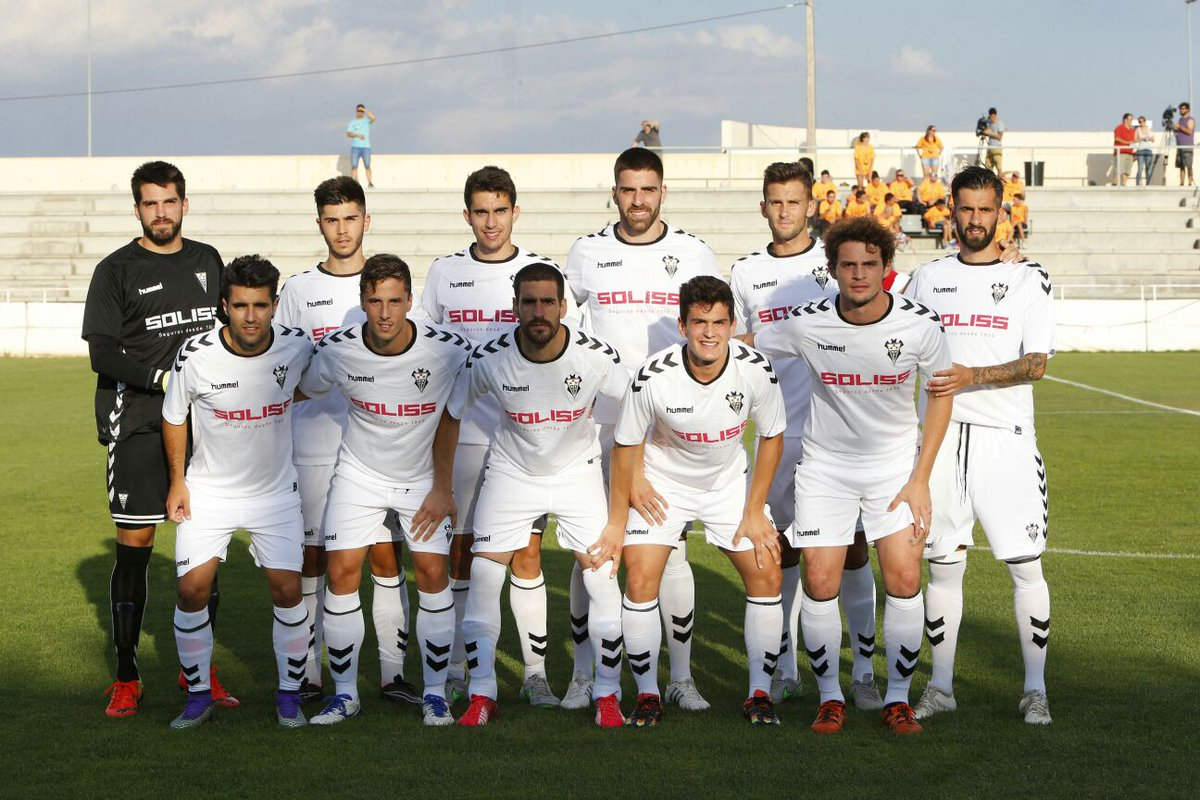 Albacete Balompié - Atlético Saguntino