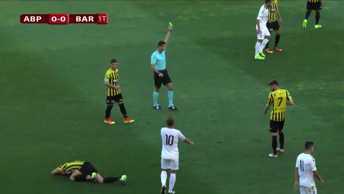 Albacete Balompié - Barakaldo CF