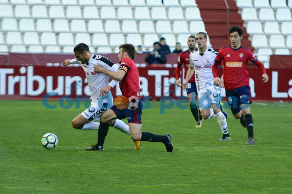 Albacete Balompié - CA Osasuna