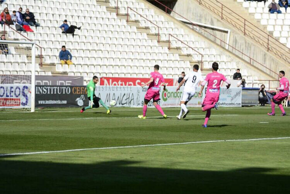 Albacete Balompié - CF Fuenlabrada