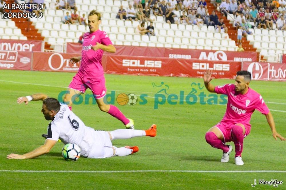 Albacete Balompié - Córdoba CF