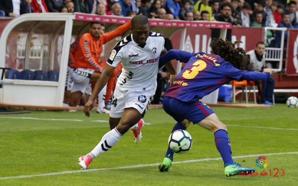 Albacete Balompié - FC Barcelona B