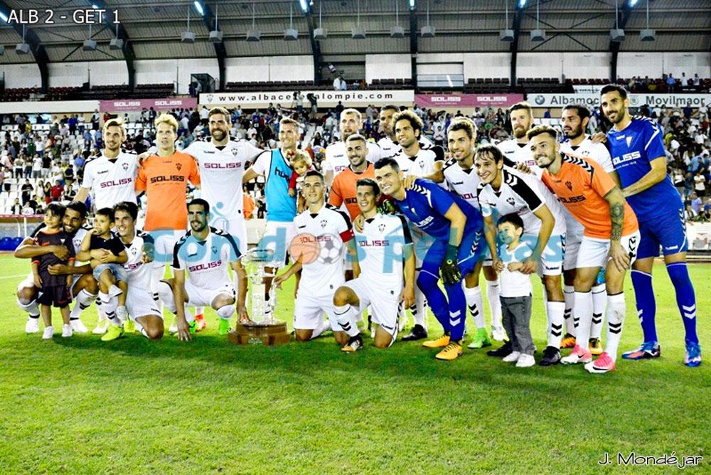 Albacete Balompié - Getafe CF