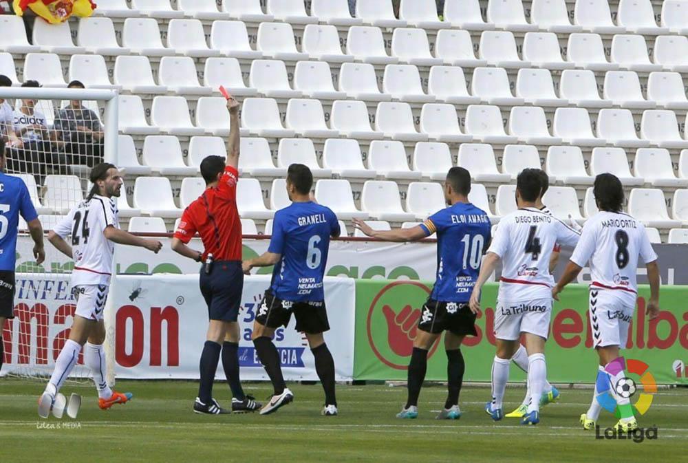 Albacete Balompié - Girona FC (Foto LFP)
