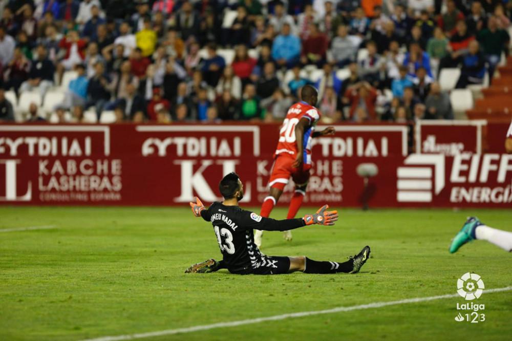 Albacete Balompié - Granada CF