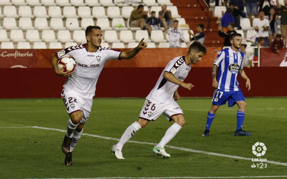 Albacete Balompié - RC Deportivo
