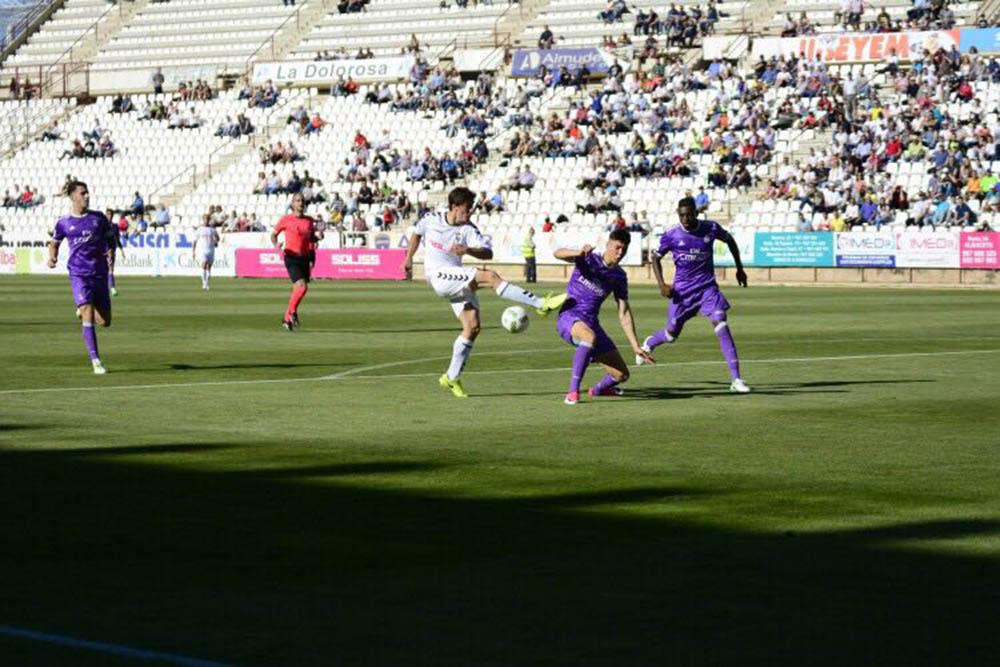 Albacete Balompié - Real Madrid Castilla