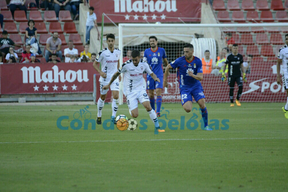 Albacete Balompié - Real Oviedo