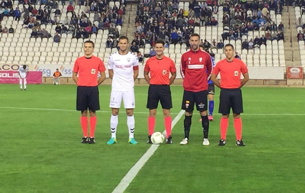 Albacete Balompié - UD Logroñés