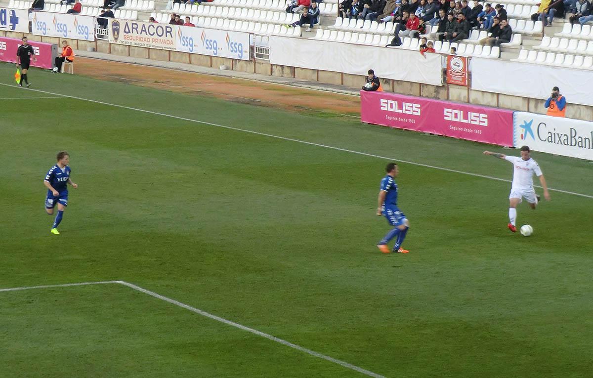 Albacete Balompié - Yugo UD Socuéllamos
