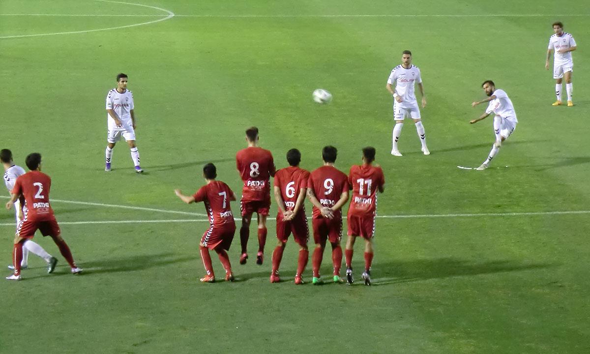 Albacete Balompié vs SD Zamudio