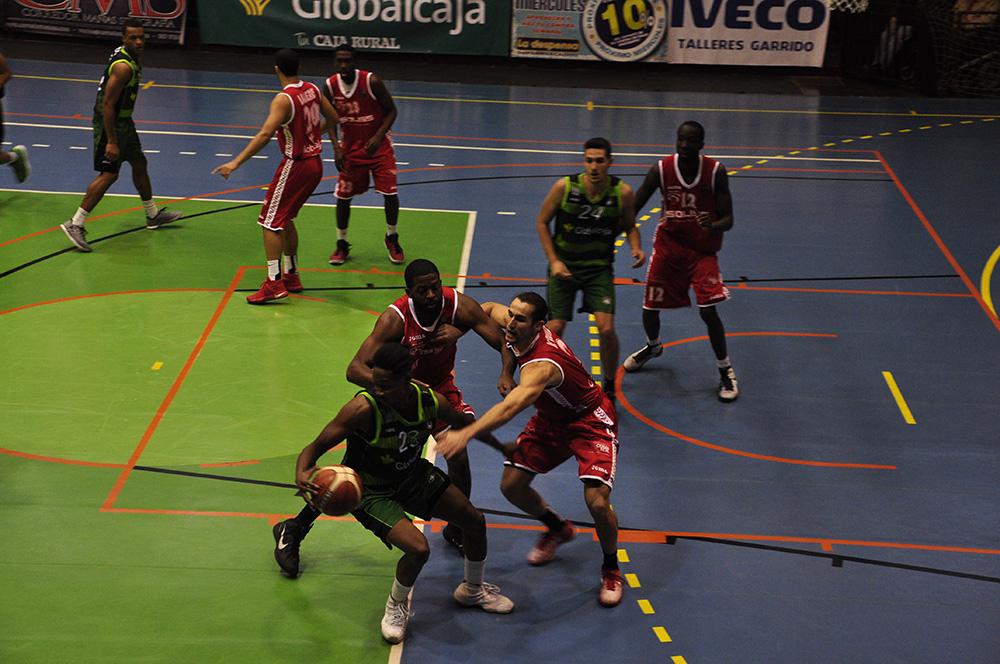 Albacete Basket - Alcazar Basket (Foto Juan Garcia)