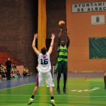 Albacete Basket - Alcobendas 5 (Foto: Fito Díaz)