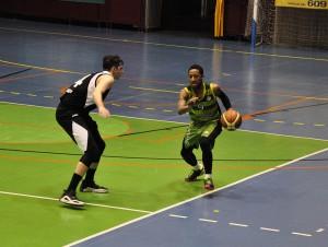 Albacete Basket - Basket Azuqueca (Foto Juan García)